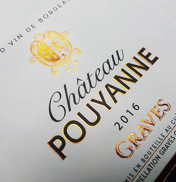 impressions etiquettes bouteilles de vin pse