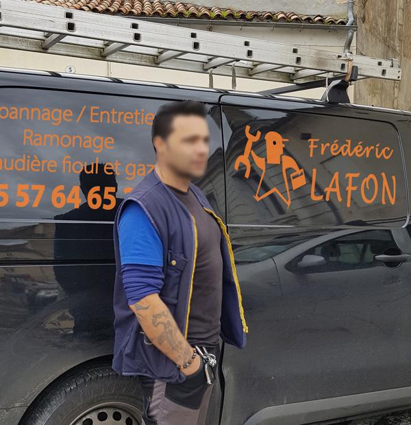 signaletique vehicules utilitaires-logo